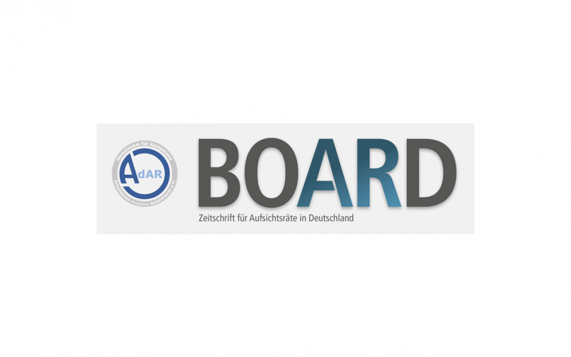 kurz vorgestellt BOARD | digital verfügbar in der PMG Pressedatenbank