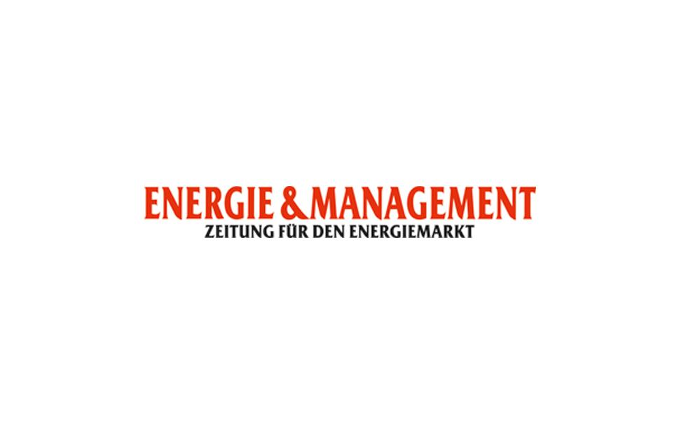 Energie und Management | digital verfügbar in der PMG Pressedatenbank