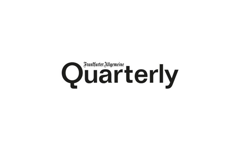 Frankfurter Allgemeine Quarterly digital verfügbar in der PMG Pressedatenbank