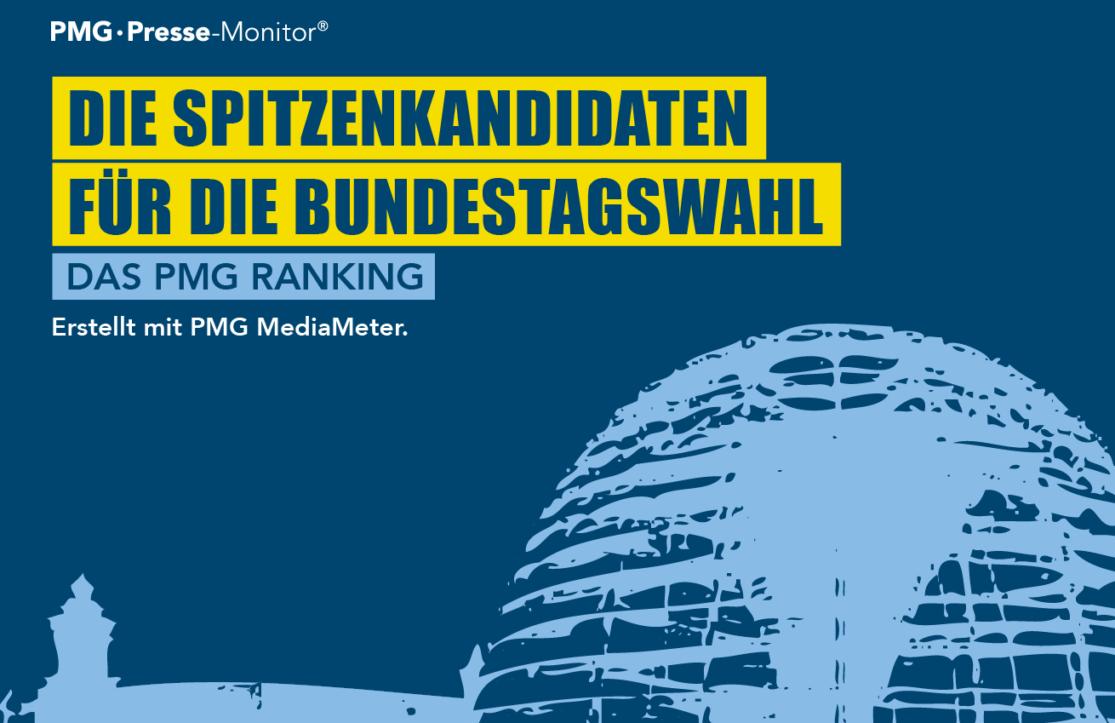 PMG Ranking: Spitzenkandidaten der Parteien