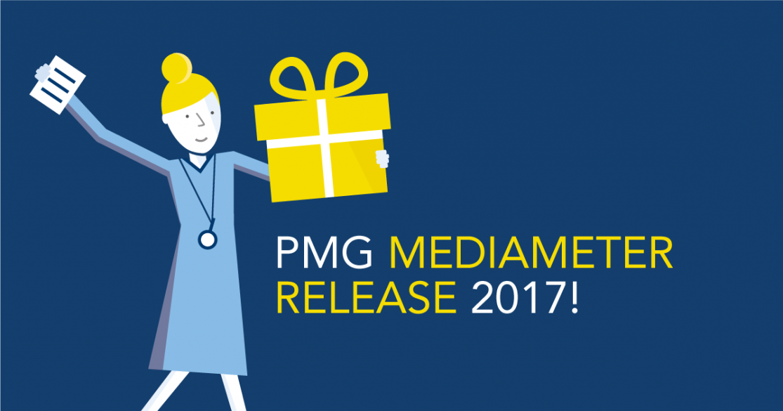 PMG MediaMeter | Release 2017