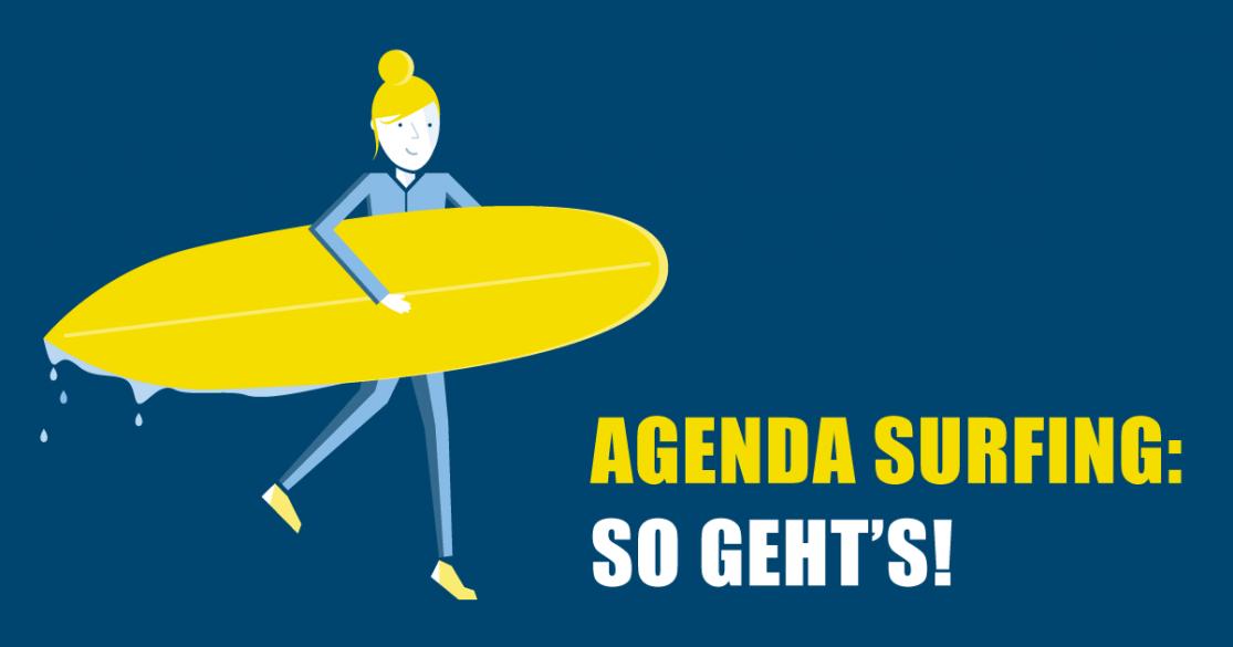 Whitepaper: Agenda Surfing - So geht's