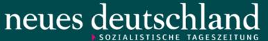 Neues Deutschland Logo