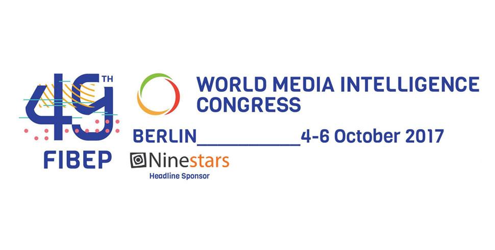 PMG auf dem FIBEP World Media Intelligence Congress 2017