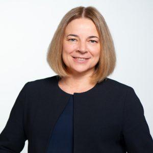 Ingrid Moorkens bei der PMG