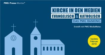 Ranking: Kirche in den Medien | Februar