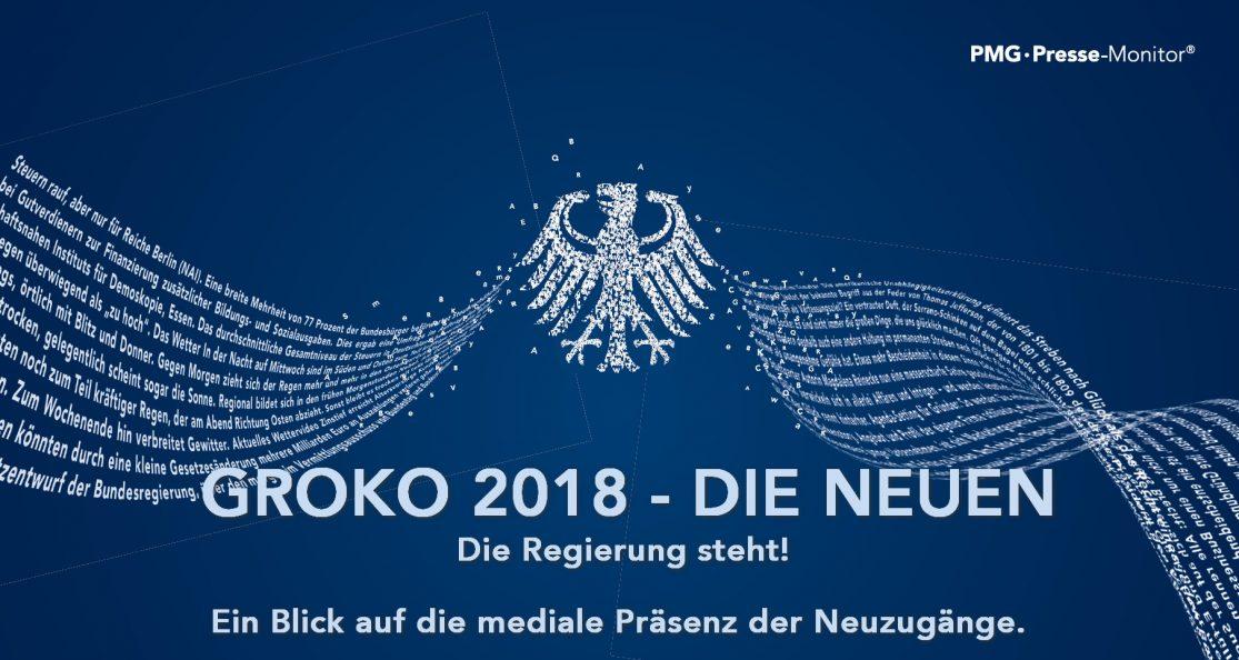 Groko - Die Neuen Ministerinnen und Minister im Ranking