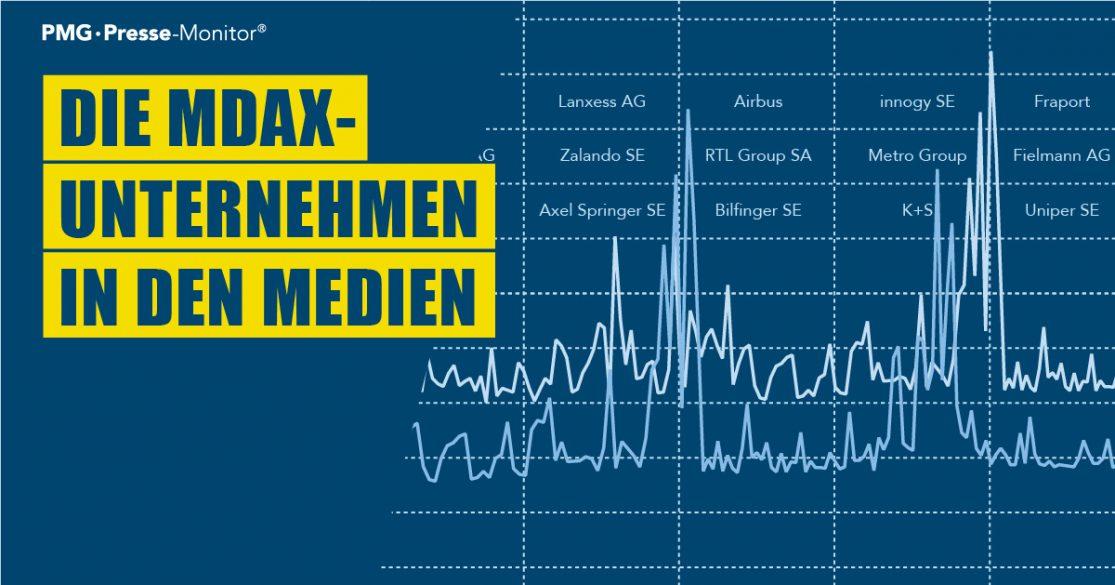 Die MDAX-Unternehmen in den Medien