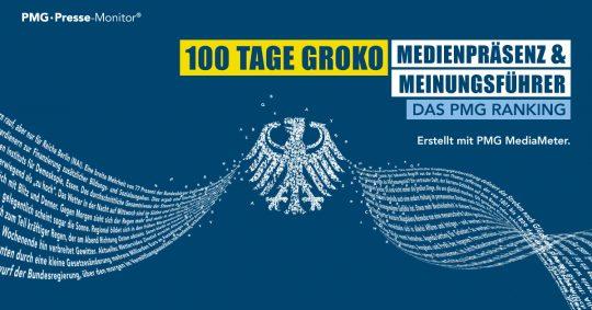 GroKo Ranking 100 Tage
