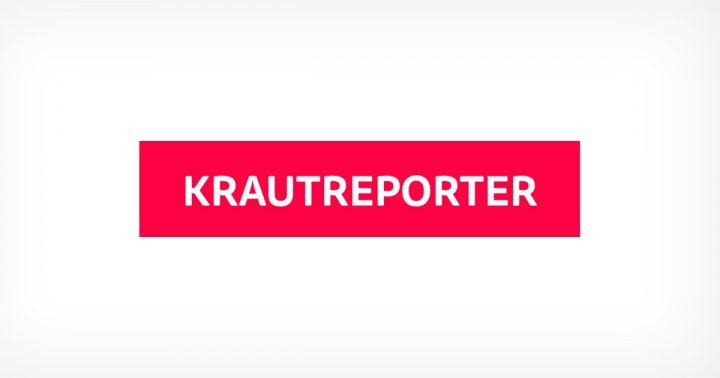 Krautreporter   Kurz vorgestellt