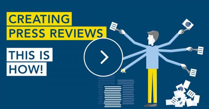 Creating Press Reviews Tutorial