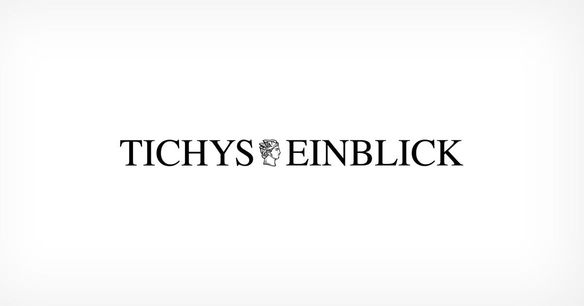 Tichys Blog