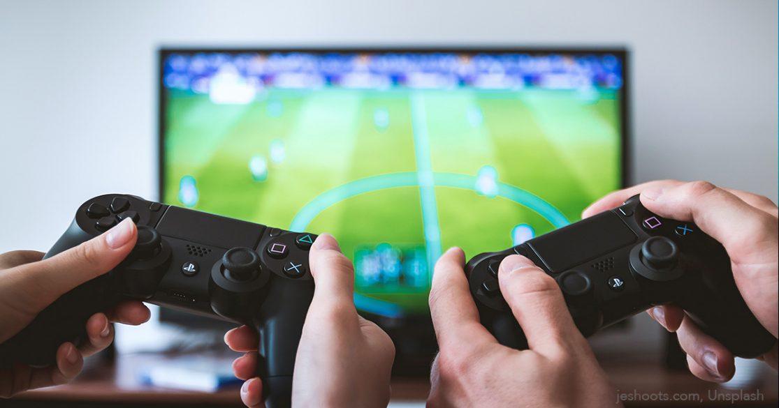 Playstation Xbox Gaming Fifa