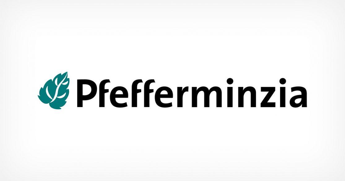 Pfefferminzia Logo