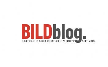 BILDblog | digital verfügbar in der PMG Pressedatenbank