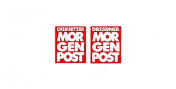 Chemnitzer Morgenpost und Dresdner Morgenpost digital verfügbar
