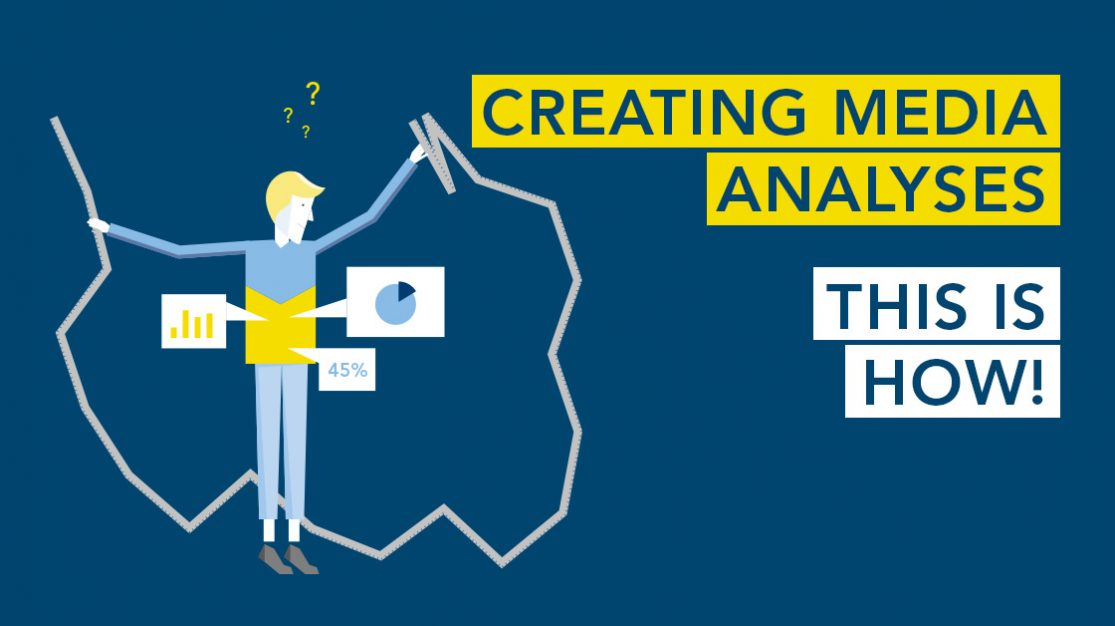 Creating Media Analyses | Tutorial