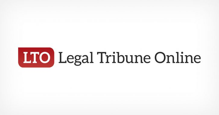 LTO - Legal Tribune Online Logo