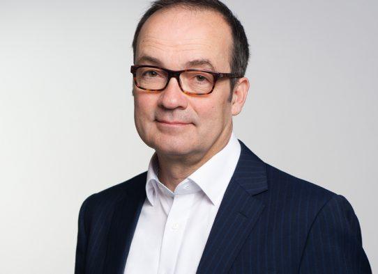 Ditmar Kolb bei der PMG
