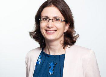Kathleen Bernecker-Scholz bei der PMG Presse-Monitor