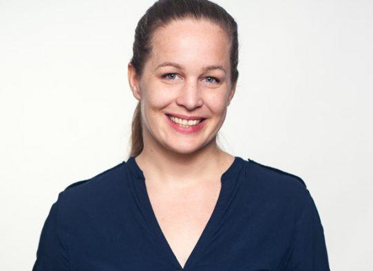 Michaela Bachner bei der PMG