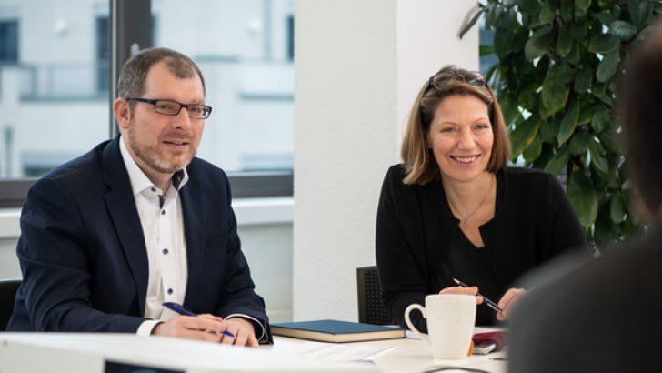 Martin Förster und Sola Eck