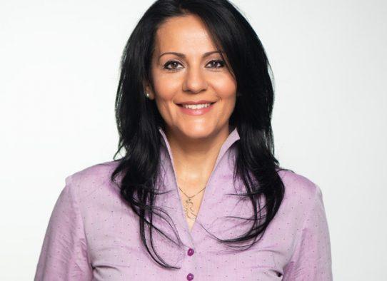 Violetta Alaverdjan bei der PMG