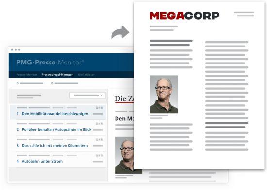 Pressespiegel-PDF