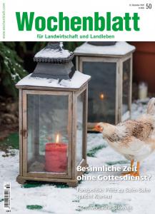 Wochenblatt Cover